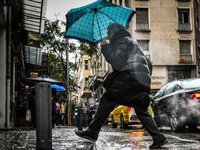 Τσίκνα με καταιγίδα στο καιρικό ...μενού σήμερα - Η πρόγνωση για την Πάτρα