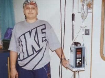 Η ιστορία του 42χρονου Γιάννη Μινάρδου που «πάλεψε» με τον καρκίνο από παιδί