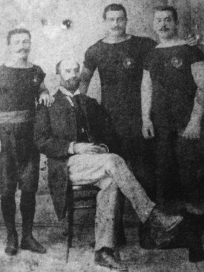 Οι αγώνες του 1898 και η Βιοτεχνική Έκθεση Πατρών