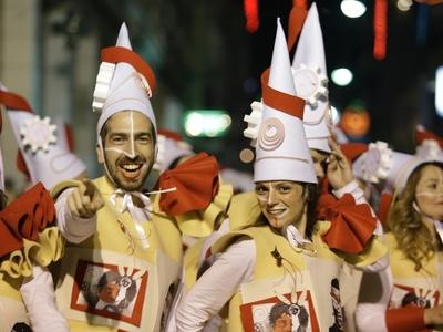 Από αυτό το Σαββατοκύριακο οι καρναβαλικές στολές στην Αγορά Αργύρη - Το άλλο Σάββατο τα εγκαίνια