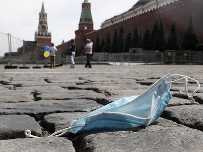 Ρωσία-κορωνοϊός: 5.670 νέα κρούσματα και...