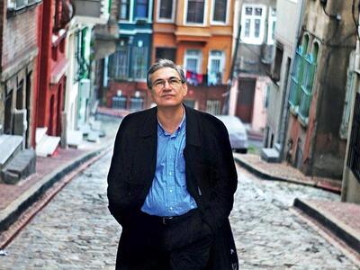 Ο Τούρκος Νομπελίστας Ορχάν Παμούκ για τ...