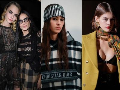 Paris Fashion Week: Aυλαία με έντονα φεμινιστικό Dior και νοσταλγικό bourgeois Saint Laurent