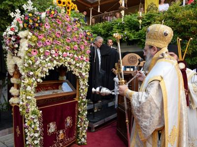 Την Κυριακή στο Γηροκομειό τα Εγκώμια της Παναγίας