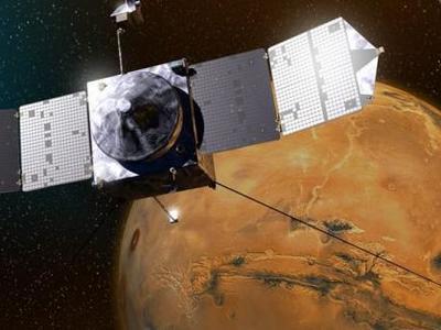 Σε τροχιά γύρω από τον Άρη το διαστημικό...