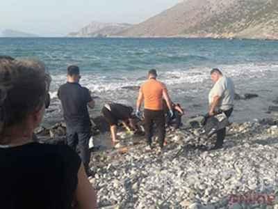 Βρέθηκε πτώμα στην παραλία Παχειά άμμος Λασιθίου