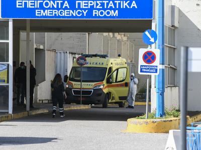 """Νοσοκομειακοί γιατροί Αχαϊας: """"Κα Μαστοράκου , ποιος φοβάται τελικά τον κορονοϊό"""";"""