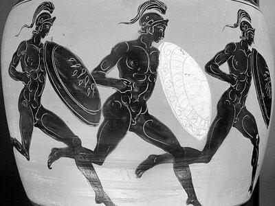 Οι αρχαίοι Ολυμπιονίκες της Αχαΐας