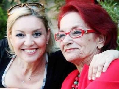 Συγκλονίζει η Νατάσα Ράγιου, γράφοντας για την απώλεια της Χριστίνας Λυκιαρδοπούλου...