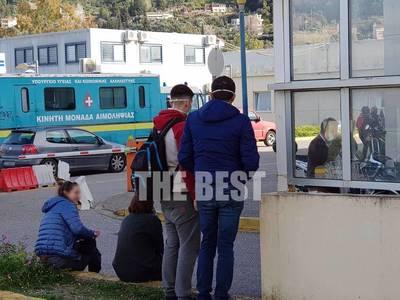 Υγειονομικοί ΣΥΡΙΖΑ Αχαΐας: Η διαδικασία...