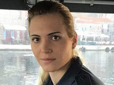 Η Κερκυραία επικελευστής που σώζει ζωές στο Αιγαίο