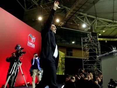 Παρακολουθήστε live την ομιλία του Αλέξη Τσίπρα στην Αθήνα