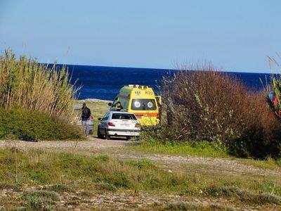 Θάνατος στη θάλασσα για 68χρονη στη Λακκόπετρα