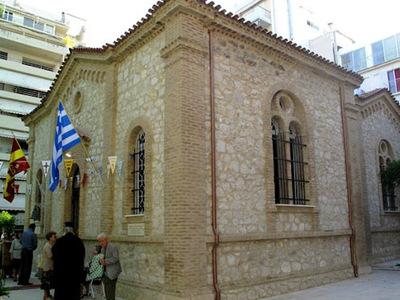 Πάτρα: Πανηγυρίζει ο ιερός ναός Αγίου Ιω...