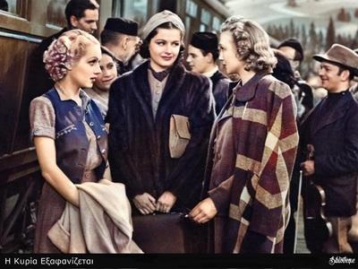 "To αριστούργημα του Χίτσκοκ ""Η Κυρία Εξαφανίζεται"" ξανά στις ελληνικές αίθουσες"
