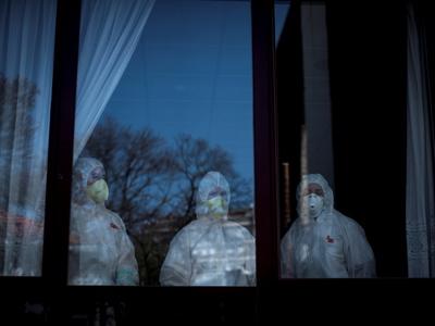Κορωνοϊός-Ισπανία: 674 ακόμα νεκροί - Αισιόδοξες οι αρχές
