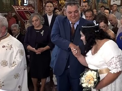 Η απρόσμενη κίνηση της νύφης σε γάμο που έγινε viral
