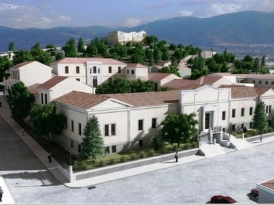 Εγκρίθηκε η χρηματοδότηση για την ανακατασκευή του Παλαιού Δημοτικού Νοσοκομείου