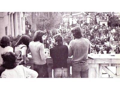 Πολυτεχνείο 1973, «Ημέρα μνήμης, σιωπής ...