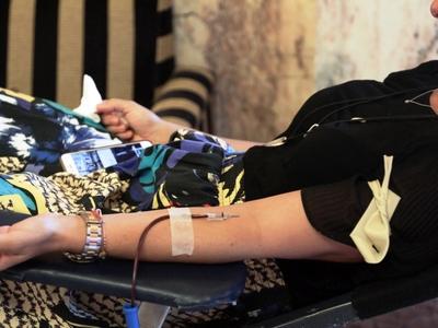 Με επιτυχία η αιμοδοσία στο 6ο Γυμνάσιο Πάτρας