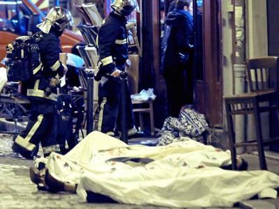 Δεν υπάρχουν Έλληνες τραυματίες ή νεκροί από τις επιθέσεις στο Παρίσι