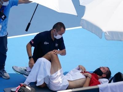 Απάνθρωπες συνθήκες στο τένις - «Αν πεθά...