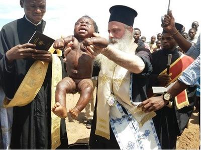 Μητροπολίτης Κανάγκα: Η «ψυχή» της Ορθόδοξης Ιεραποστολής στο Κονγκό μιλά στο thebest