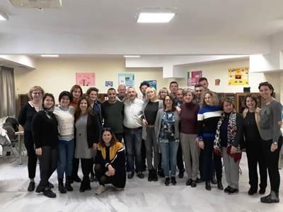 Εκπαιδευτικοί από 5 χώρες στην Πάτρα