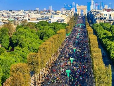 Στις 17 Οκτωβρίου 2021 ο Μαραθώνιος στο Παρίσι