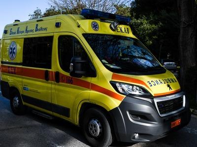 Τραυματίστηκε δικυκλιστής στη Μικρή Περιμετρική της Πάτρας -ΒΙΝΤΕΟ