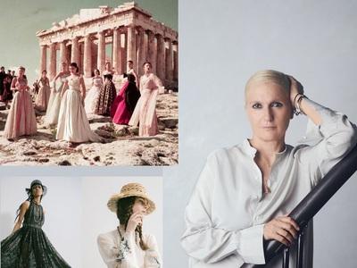 Dior Croisiere 17/6 στην Αθήνα: Ονειρο π...