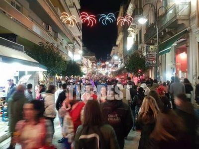 Προβληματισμός στην εστίαση της Πάτρας- Μετά την ακύρωση του καρναβαλιού ήρθε ο κορωνοϊός