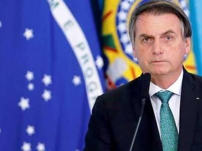 """Ο Μπολσονάρου """"κατέβασε"""" τη σελίδα με τα κρούσματα κορωνοϊού στην Βραζιλία"""