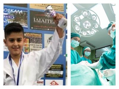 Ζωή με τον θάνατο του δίνει ο 12χρονος Σταύρος! Γιατροί από το εξωτερικό στην Πάτρα