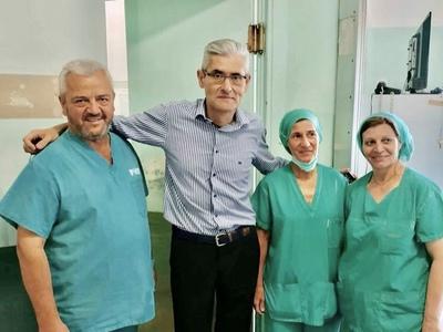 Άγγελος Τσιγκρής: Το Καραμανδάνειο πρέπει να αναβαθμιστεί σε πρότυπο Περιφερειακό παιδιατρικό νοσοκομείο