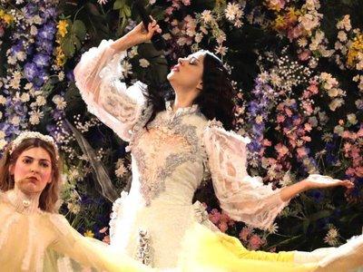 Δείτε την Κατερίνα Ντούσκα στον τελικό της Eurovision - Βίντεο