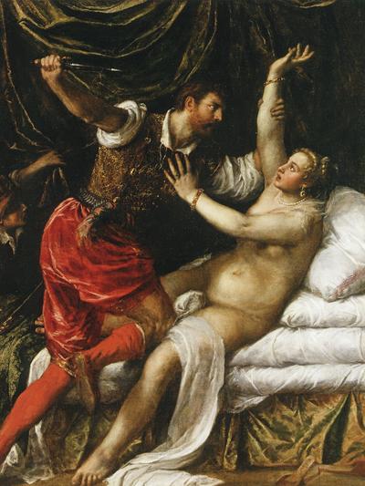 Ταρκύνιος και Λουκρητία Ο βιασμός της Λ...