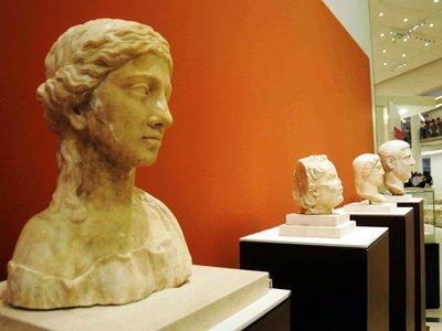 """Έκθεση στο νέο Αρχαιολογικό Μουσείο για την """"Πάτρα της Μεσογείου"""""""