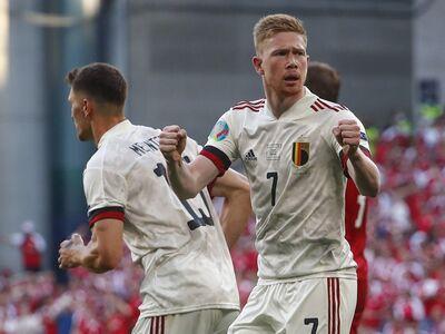 Δανία - Βέλγιο 1-2: Πρόκριση με ανατροπή...