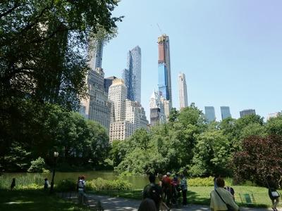 Καλοκαιράκι στη Νέα Υόρκη...