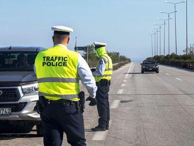 Δυτική Ελλάδα: Σταθερός ο αριθμός των τροχαίων
