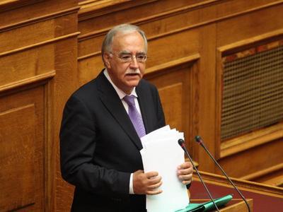 """Ο Θ. Παπαδόπουλος στους βουλευτές που ζητούν """"κούρεμα"""" δανείων στα υπερχρεωμένα νοικοκυριά"""