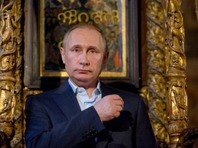 """Ο """"ψηφιακός"""" Πούτιν παρουσιαστής νέου, χιουμοριστικού τοκ-σόου στη Βρετανία"""