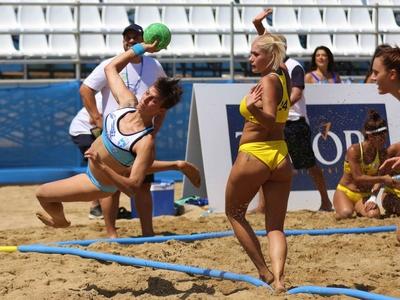 Beach Handball: Πρόκριση για Ελλάδα, Ιταλία, Κροατία