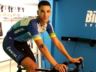 Ο Μίλτος Γιαννούτσος του ΠΟ Πατρών στο Βαλκανικό πρωτάθλημα ποδηλασίας