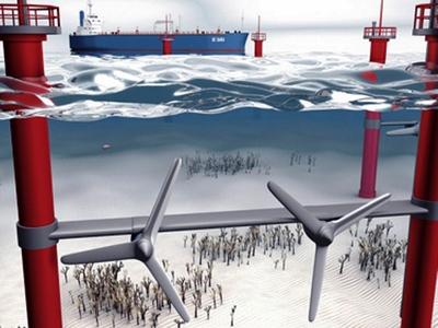 Θαλάσσια Ρεύματα στο στενό Ρίου – Αντιρρίου και παραγωγή ενέργειας