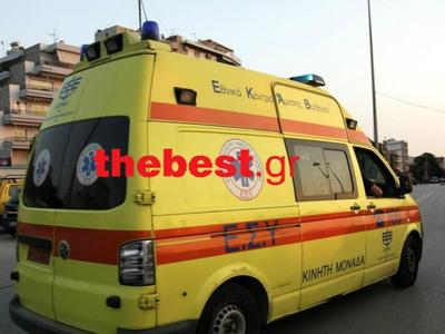 Πάτρα: Τρία άτομα στο νοσοκομείο μετά απ...