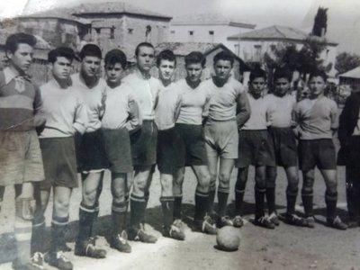 Η πρώτη ομάδα της Αχαϊκής το μακρινό 1945