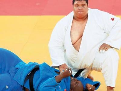 Οι... υπερβαροι των Ολυμπιακών Αγώνων! Παγκόσμιο ρεκορ στο Λονδίνο από τον τζουντόκα Μπλας (218,600 κιλά)