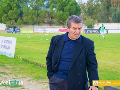 Πένθος στην Αχαϊκή και το τοπικό ποδόσφαιρο - Έφυγε ο Μάκης Σταματόπουλος